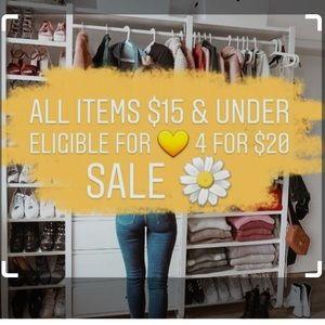 Accessories - Summer Sale
